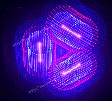 NEW 1000mW/1W RGB Full Color 2D/3D Laser Projector,Cartoon DMX Christmas light