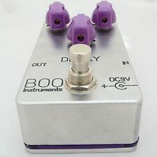 Delay Pedal Boutique BOO Instruments digital dd-3 dd-7 dd-6 dd-2 dm-3
