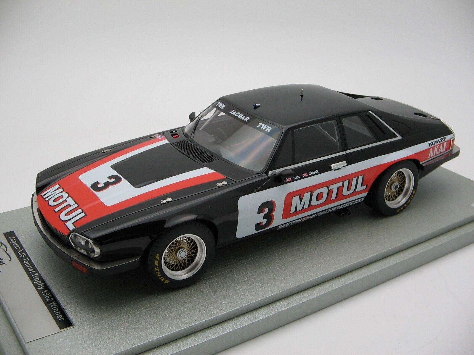 1 18 scale Tecnomodel Jaguar XJ-S Tourist Trophy 1982 - TM18-107A