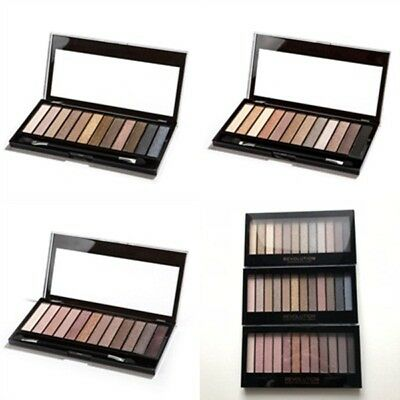 MAKEUP REVOLUTION ICONIC SHADES PALETTE