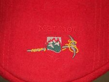 Vintage Marmot Mountaineering Ear Neck Flap Driving Cabbie Longshoreman Newsboy