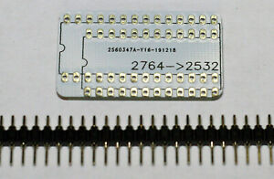 EPROM-adapter-2532-to-2764-TL866-Sinclair-Commodore-Radio-Shack-MSX