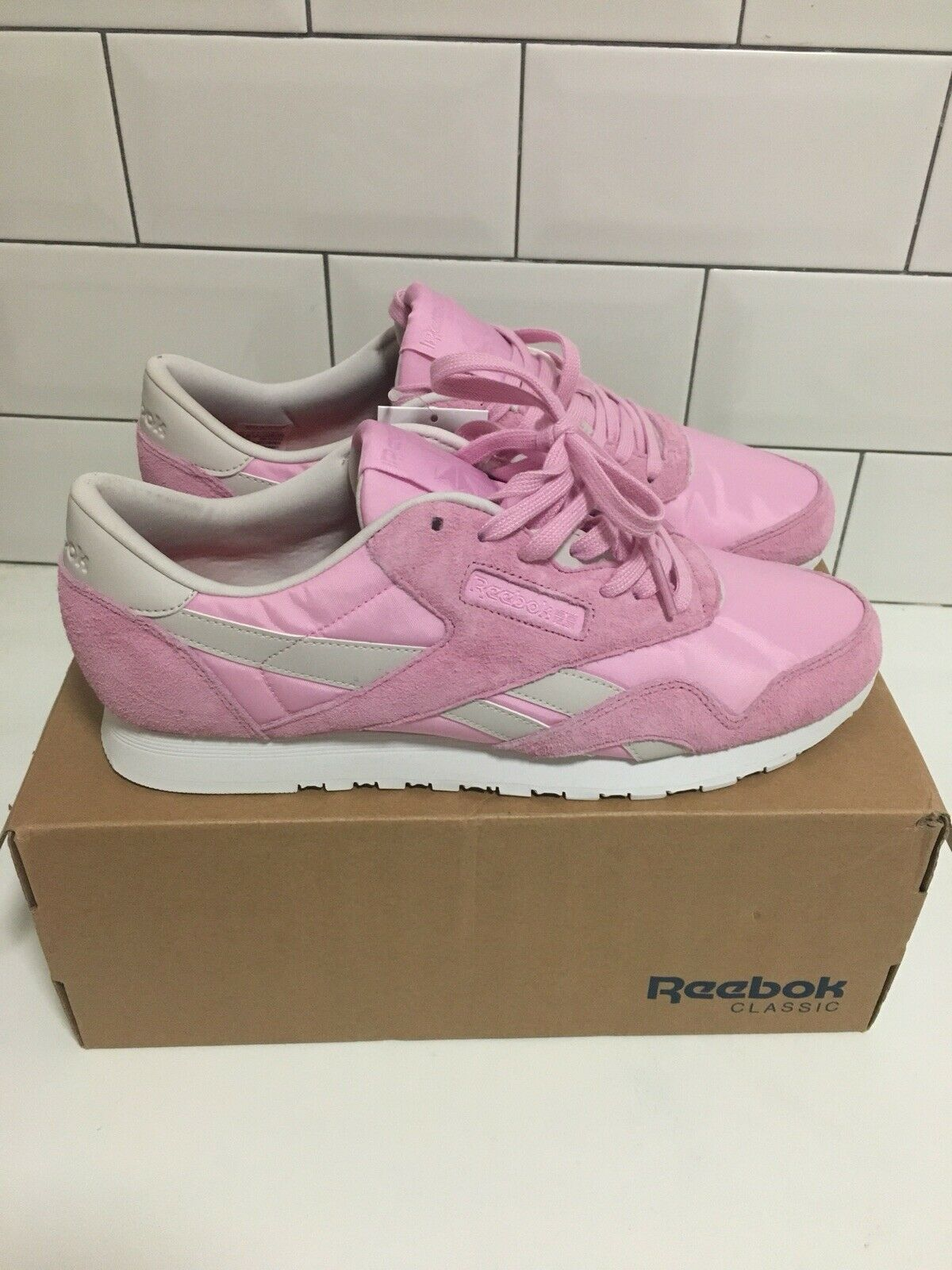 Rebook classic trainers Limited Edition