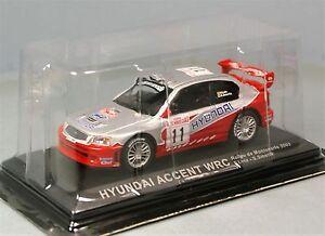 HYUNDAI-ACCENT-WRC-F-Loix-Smetts-Rallye-Montecarlo-2003-IXO-1-43-NEW-amp-BLISTER