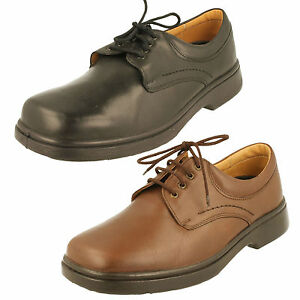 f2064ee8083 Image is loading Mens-DB-Lace-Up-Shoes-Wide-Fitting-Shannon