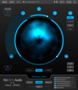 NUGEN Audio Halo Upmix (Electronic Delivery) - Authorized Dealer