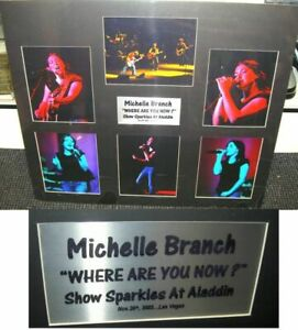 Michelle-Branch-Unsigned-Multi-8X10-039-S-Matted-27X31