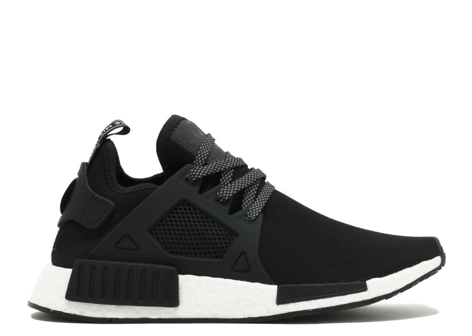 Adidas NMD R1 Europe FootLocker Exclusive BY3050 core black limited Nomad sz 13