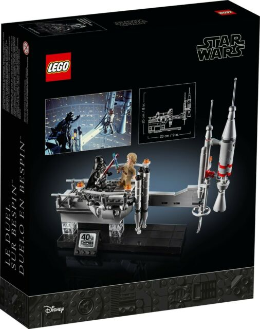 Lego Star Wars 75294 Bespin Duel **RARE RETIRED MISB**