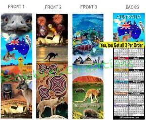 Emu Calendar.Details About 3lot Australia 2019 Calendar Bookmark Emu Kangaroo Arobiginal Dingo Perfect Gift