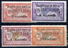 GRAND LIBAN 1924 Yvert PA 1-4 * SATZ 65€(F3647