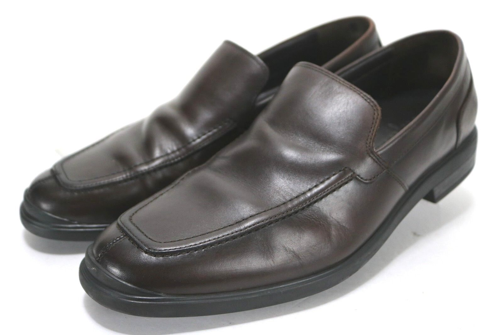 Cole Haan NIK Air Stylar  160 Men's Venetian Loafers shoes Size 10 Leather Brown