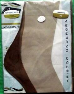aee43d3ac Image is loading Aristoc-Cuban-Heel-FULLY-FASHIONED-SEAMED-VINTAGE-Stockings -