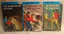 Hardy Boys Mystery Hardbacks - Lot of 3:  1992 - 1994