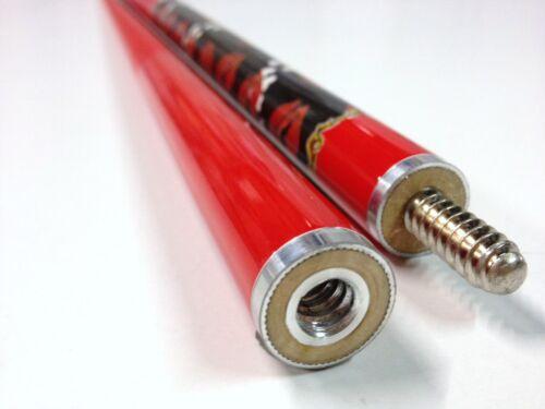 LIP STICK Graphite Pool Snooker Billiard Cue Warp Resistant Construction 9mm Tip