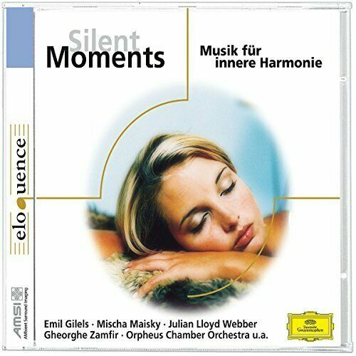 Silent Moments (DG) Albinoni, Bach, Godard, Elgar.... [CD]