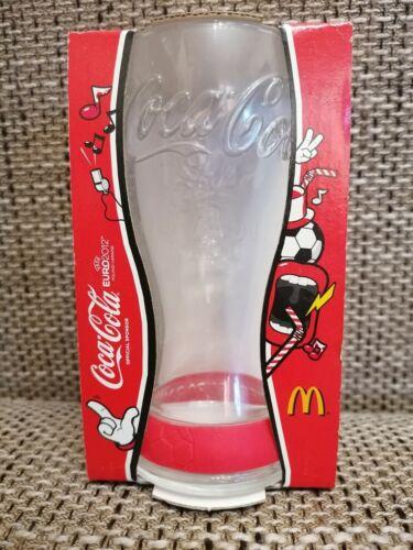Romania Glass Coca Cola Euro 2012 McDonald/'s