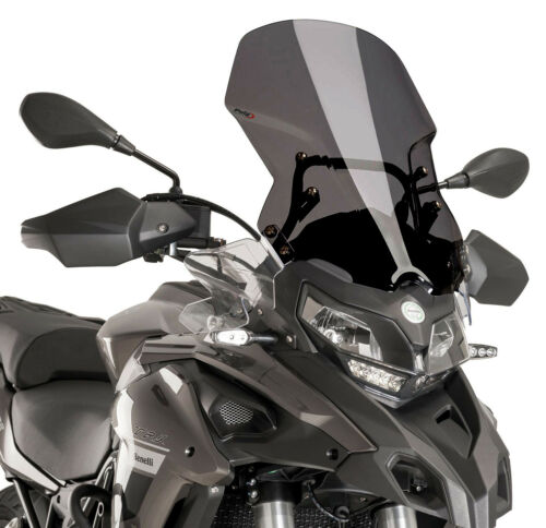 PUIG TOURING SCREEN BENELLI TRK 502 16-18 DARK SMOKE