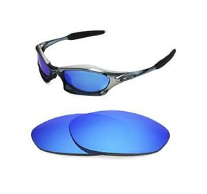 22a50986cf6f3 NEW POLARIZED REPLACEMENT ICE BLUE LENS FOR OAKLEY SPLICE SUNGLASSES ...