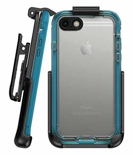 quality design 5744e 3842e Encased Belt Clip Holster for Lifeproof Nuud Case iPhone 8 W/