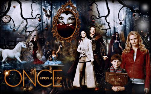 """Fairy Tale Emma Season 1 2 3 4 USA TV 21x13/"""" 03 Once Upon A Time"""