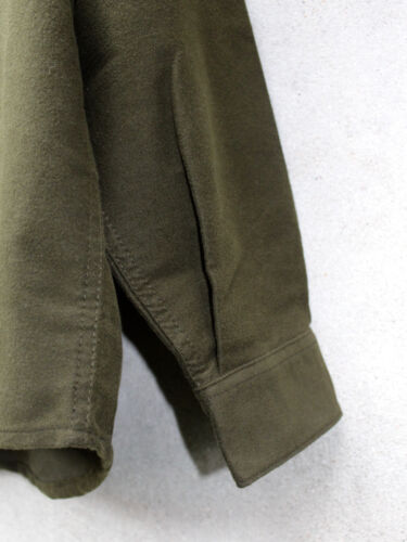 Unexpected The By Shirt And Green Country Deep Olive Moleskin Tails ZxnwzcWU1q
