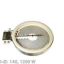 Radiatore Hilight Ceran Piano Di Cottura In Vetro Ceramica 10.54113.034 140 mm