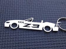 BMW Z3 schlüsselanhänger ROADSTER COUPE HARDTOP 2.8 3.2 3.0 2.5 M 1:18 anhänger