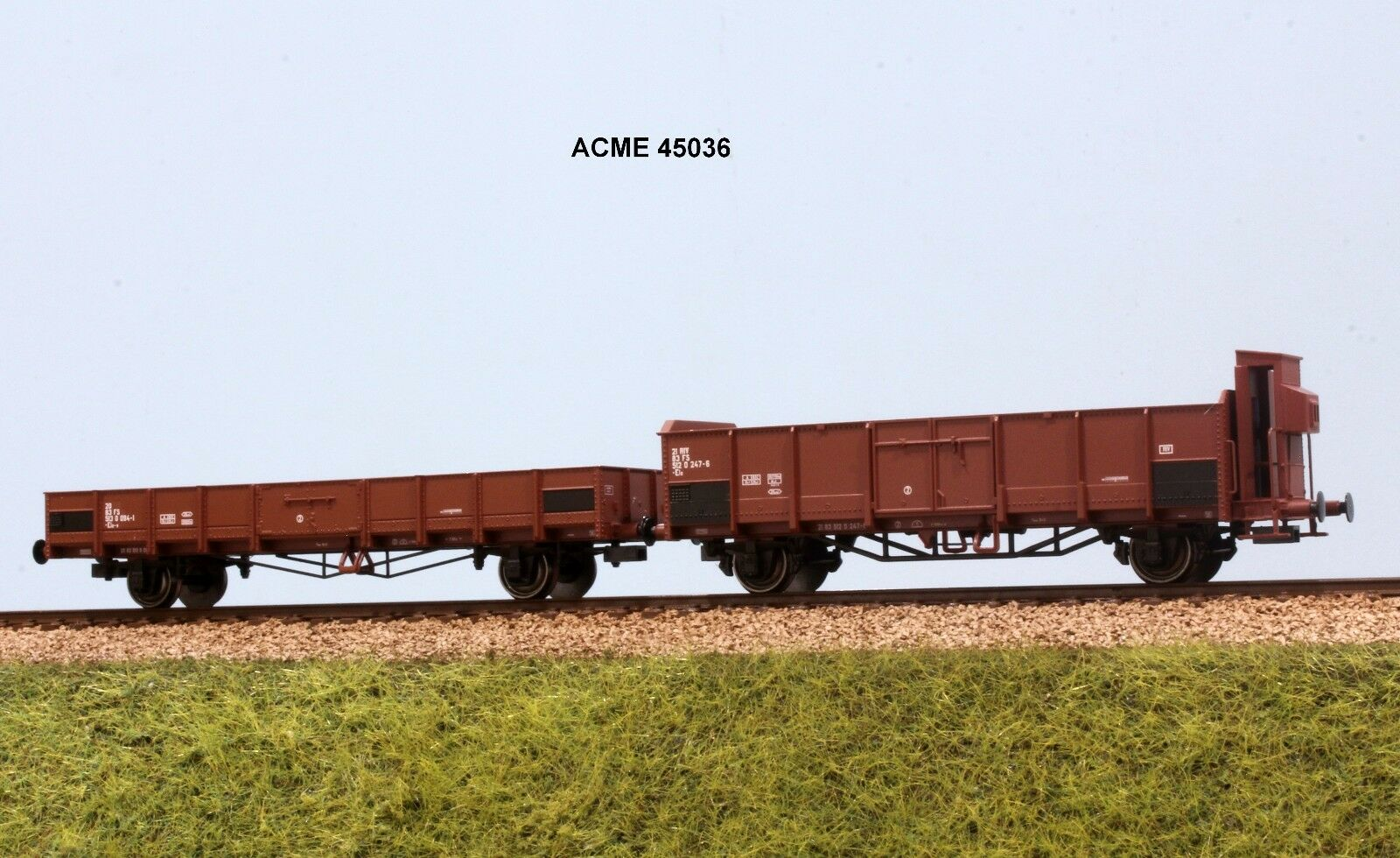 ACME  45036 FS SET 2 CARRI SPONDE ALTE