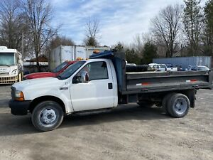 2000 Ford F 550