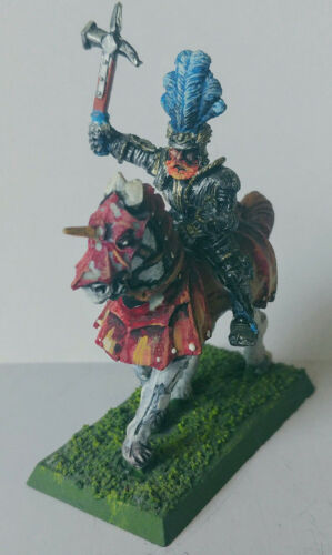 Multi-listing Empire Knights Captain Panther Reiksguard Painted Metal Rare OOP