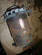 Vintage Allis Chalmers D 14 Tractor Generator Amp Pulley Delco Untested