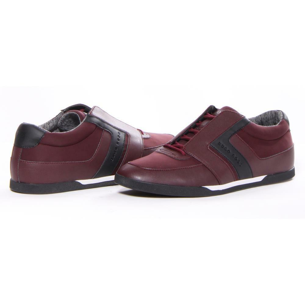 Hugo Boss Shoes Shuttle_Tenn_Nemx Fashion Men Red New