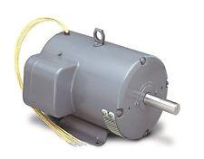 Leeson Electric Motor 140640.00 C215K34DB2A 10 HP 3455 Rpm 1-PH 230 Volt