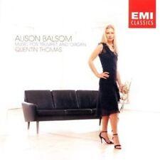 BALSOM/THOMAS - TROMPETEN+ORGEL RECITAL  CD KAMMERMUSIK NEU