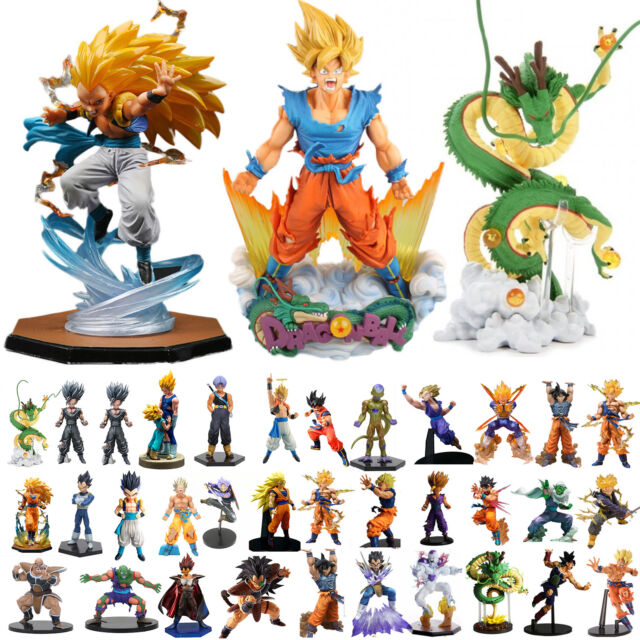 Dragon Ball Z DBZ SUPER SAIYAN GOKU VS FRIEZA Statue GK RESIN FIGURE IN STOCK