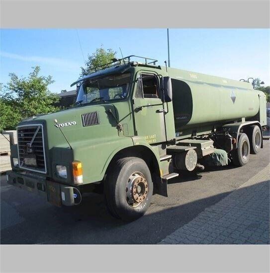 Volvo Volvo N10 - 14.000 liter tank