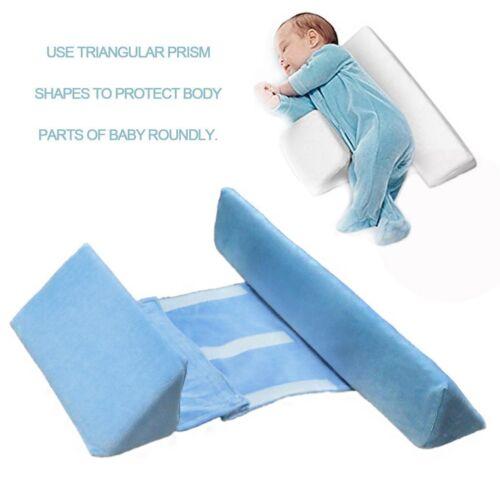 2020 Baby Seitenkissen Seitenlagerungskissen Seitenkisse Sleep Positioner Schutz