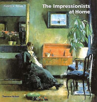 The Impressionists at Home-ExLibrary