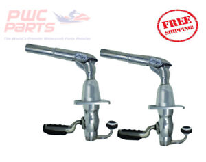 TACO MARINE Grand Slam 390 Outrigger Mounts W/ Offset Handle GS-390 GS390 NEW
