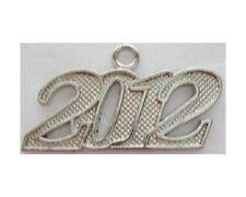NEW 2012 Graduation Tassel Charm for Cap or Chain