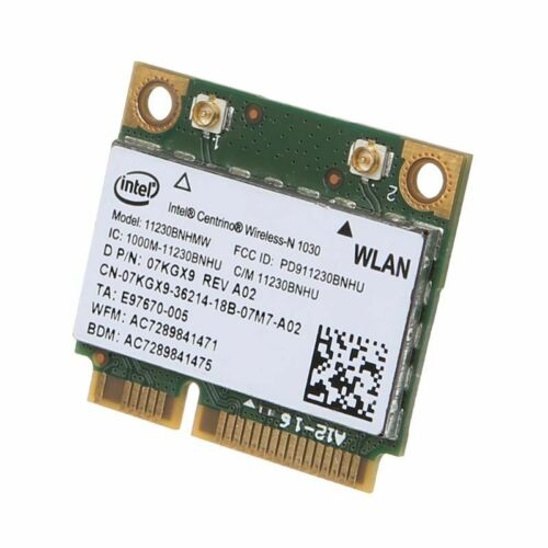 Intel 1030 11230BNHMW Wireless WIFI Card Network Card for Dell N4110 N7110 N5110