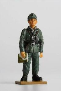 Del-Prado-SS-OFFICER-MOUNT-DIV-GERMANY-1944-Lead-Toy-Soldier-WWII