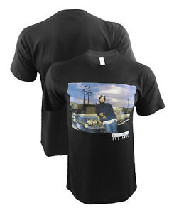 43d54a924 N.W.A. Ice Cube Impala Photo Tee Authentic Black T-shirt NWA Movie S ...