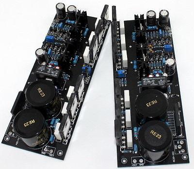 Assembled A2 FET fully symmetrical power Amplifier Board TT1943/TT5200 -sn