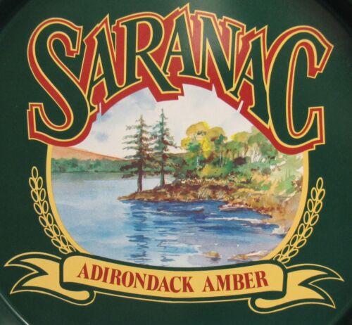 Saranac Adirondack Amber ~ Beer Tray