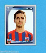 PANINI-CHAMPIONS 2008/2009-Fig.508- RADOI - STEAUA B. -NEW BLACK