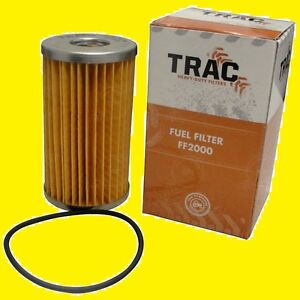 ford tractor 87300041 sba130366060 fuel filter cartridge ... ford tractor fuel filters #7