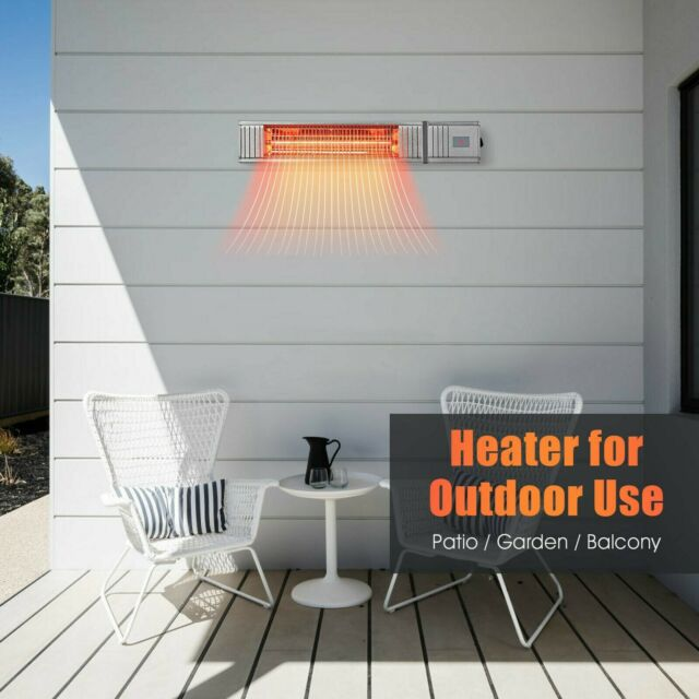 Ceiling Mounted Outdoor or Indoor Use DONYER POWER 1500W Electrical Patio Heater
