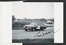 Clark Rallye Tour of Great Britain 1973 VA 13303 1:43 Ford Capri Mk 1 3000 GT